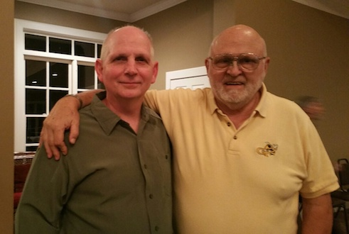 Mike and Joe Gatins 2